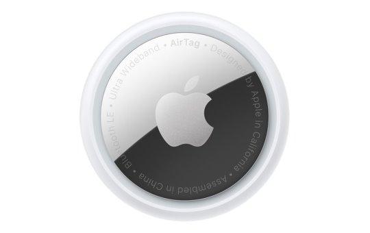 Apple AirTag - Anti-Verlust Bluetooth-Tag für Handy, Tablet