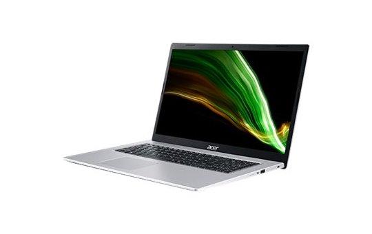 "Acer Aspire 3 A317-53 - Core i3 1115G4 - ESHELL - 8 GB RAM - 256 GB SSD - 43.9 cm (17.3"")"