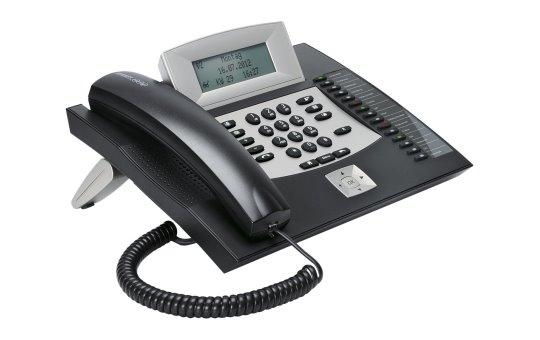 Auerswald COMfortel 1600 - ISDN-Telefon - Schwarz