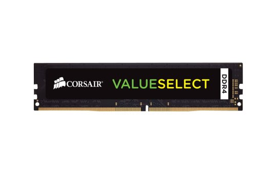 Corsair Value Select - DDR4 - 4 GB - DIMM 288-PIN