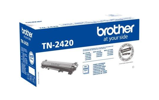 Brother TN2420 - High Yield - black