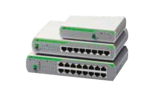 Allied Telesis AT FS710/8E - Switch - unmanaged