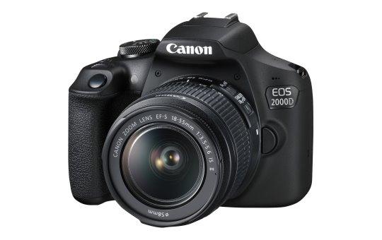 Canon EOS 2000D - Digital camera