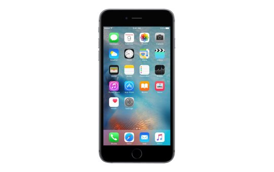 "Apple iPhone 6s - Smartphone - 4G LTE Advanced - 32 GB - CDMA / GSM - 4.7"" - 1334 x 750 Pixel (326 ppi (Pixel pro Zoll))"