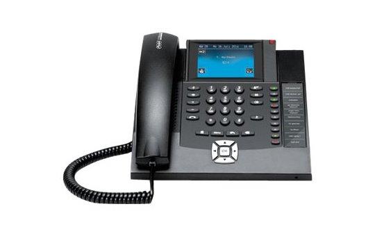 Auerswald COMfortel 1400 - ISDN-Telefon - Schwarz